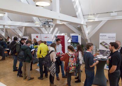 Energie vernetzt 2017 – Messebetrieb